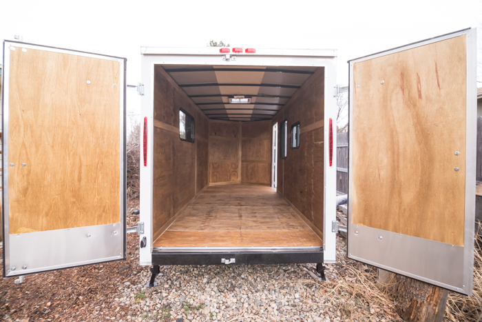6x14 cargo trailer conversion
