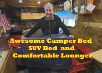 camper bed mattress