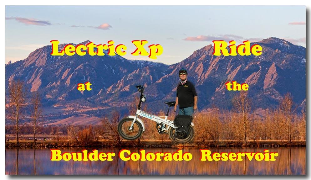 Lectric Xp Boulder  Reservoir